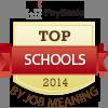 top job meaning schools