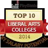 top ten liberal arts schools