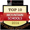top ten mountain schools