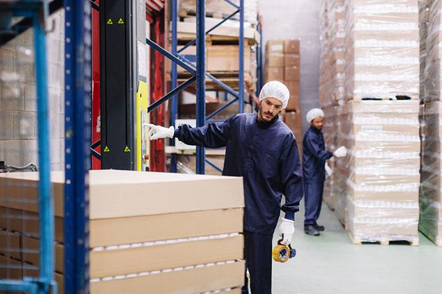 Shipping Clerk