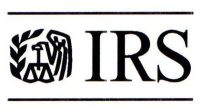 U.S. Internal Revenue Service (IRS) logo