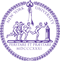 New York University (NYU) logo